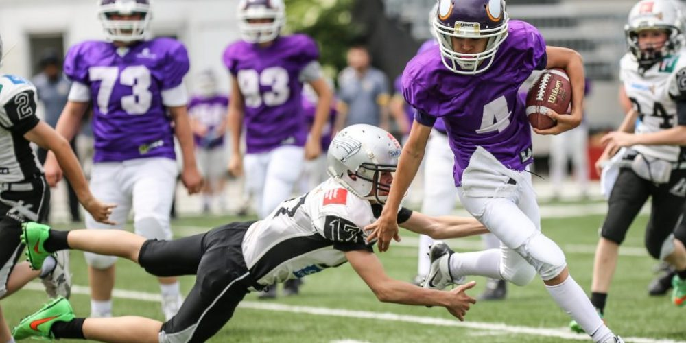 Vienna Vikings U13 // ©nutville.at