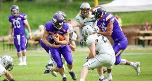 Hervis Charity Bowl XIX | Dacia Vikings vs. Swarco Raiders © nutville.at