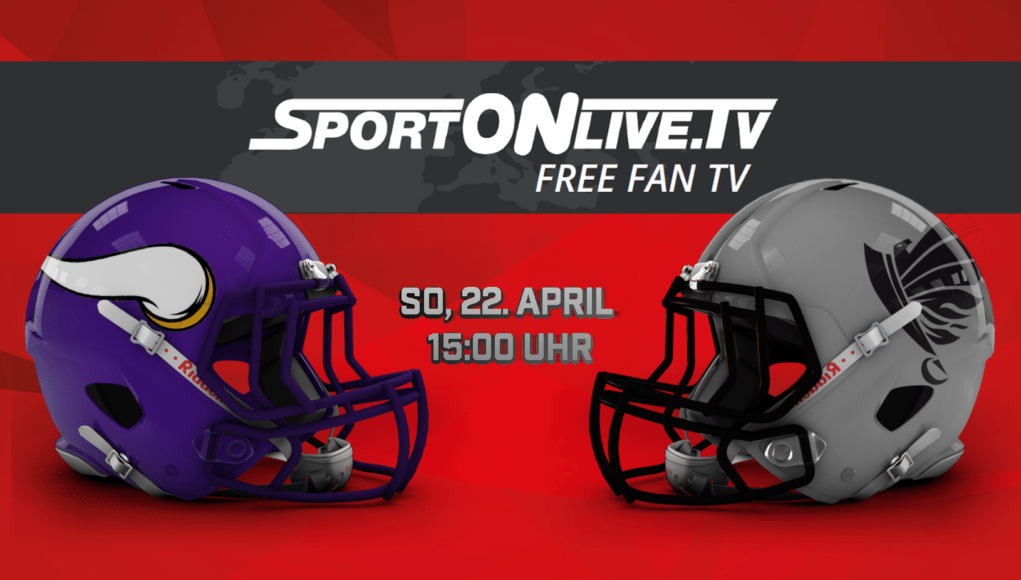 Vikings vs. Raiders Livestream