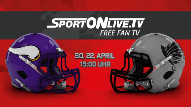 Vikings vs. Raiders Livestream