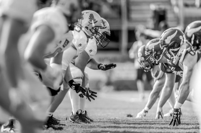 Raiders vs. Vikings