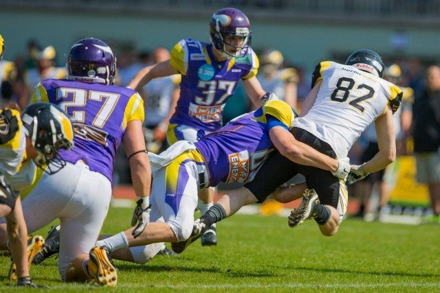 Adler vs Vikings © Gridiron Photography/Kellner