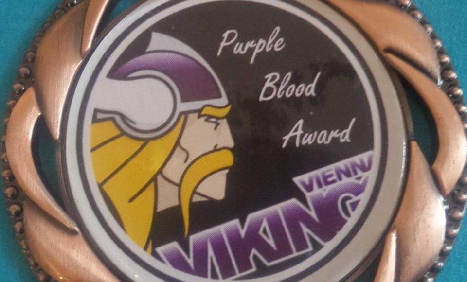 Pulple Blood Award