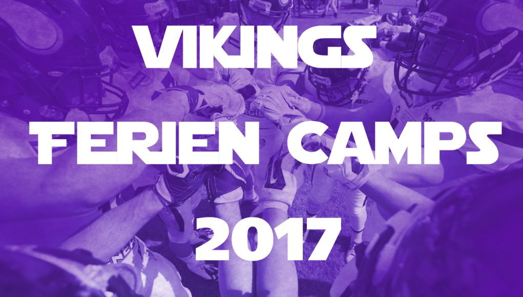 Vikings Ferien Camp 2017