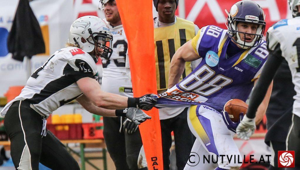 Vikings vs. Raiders © Nutville.at