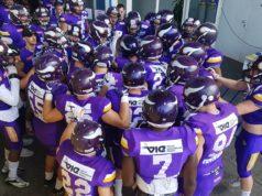 Vikings vs. Silverhawks   27.5.2018