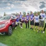 Dacia Halftime Gewinnspiel VFA