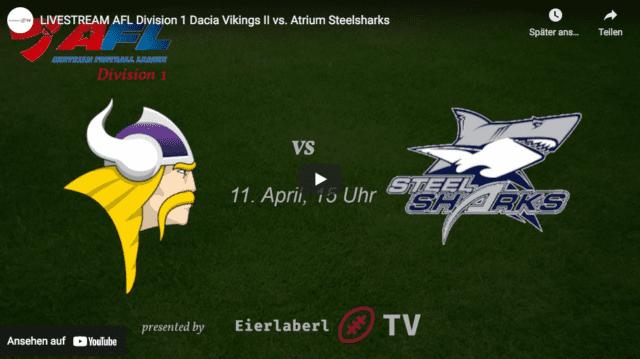 Livestream Division vs Steelsharks
