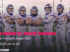 Livestream Vikings vs Black Panthers